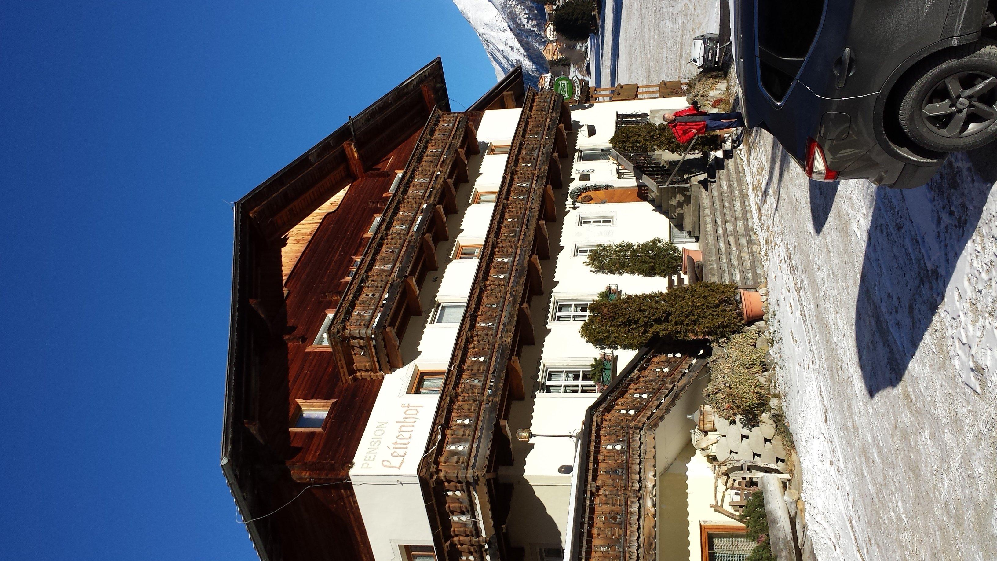 Hotel Pension Leitenhof