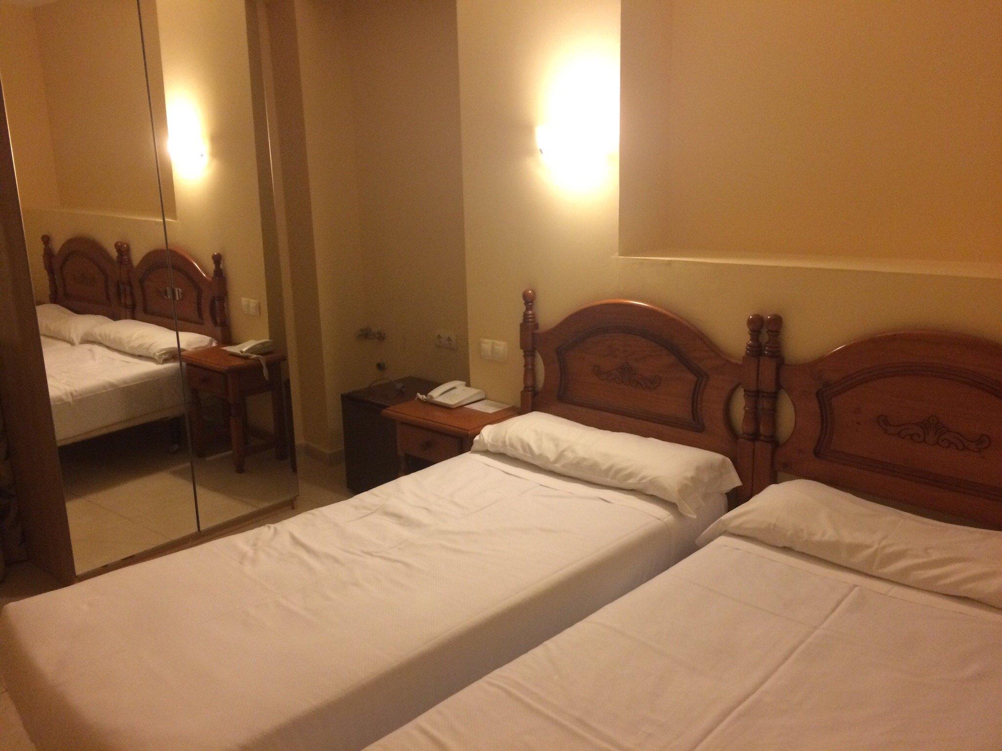 Malaga Eliseos Hotel