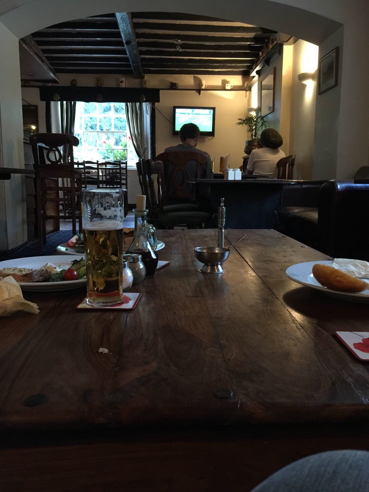 The Coach and Horses Brixworth Harborough Rd Restaurant