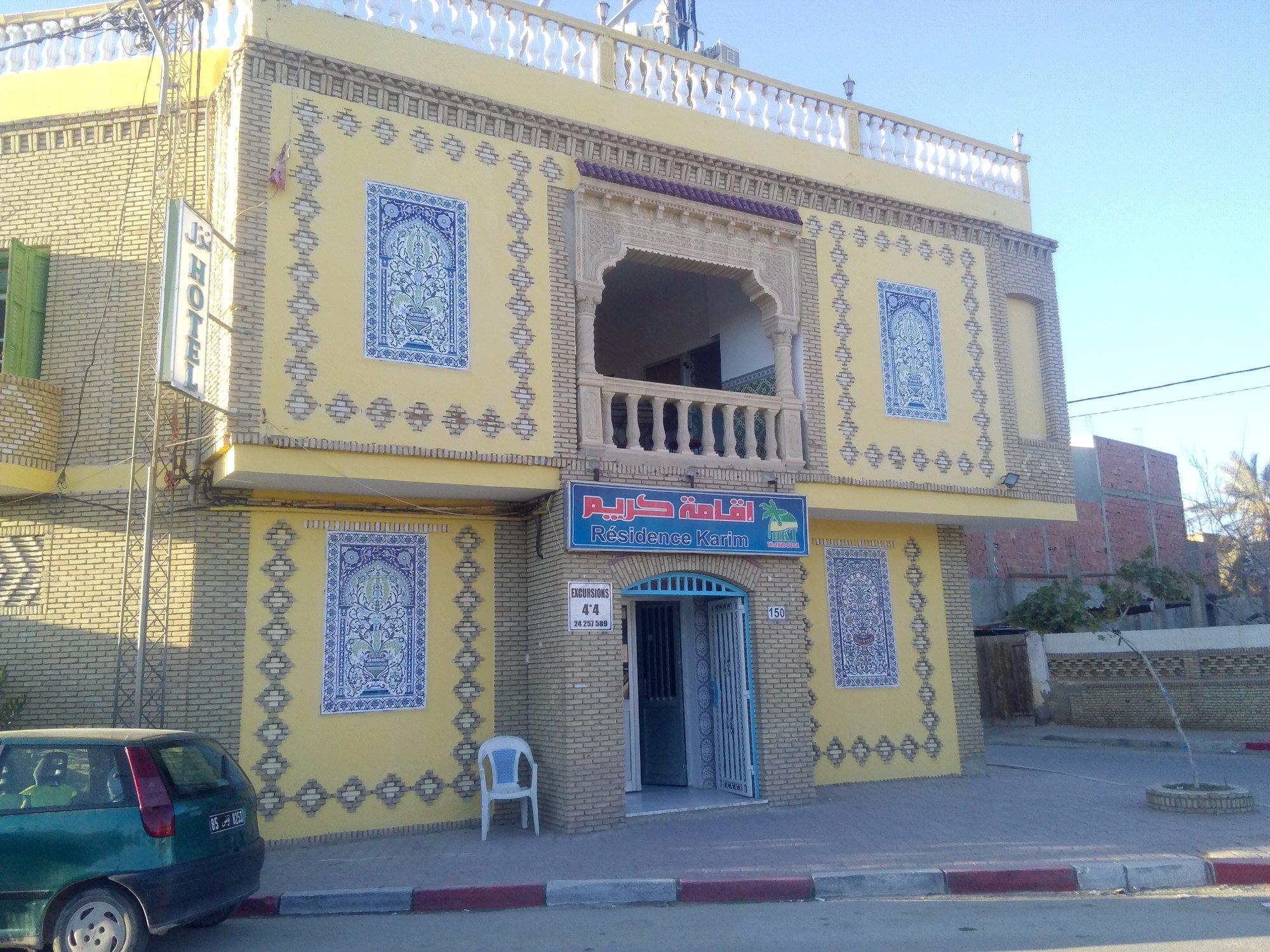 Hotel Residence Karim
