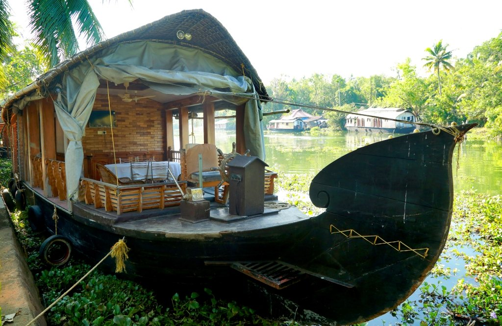 Backwater Retreat Theme House