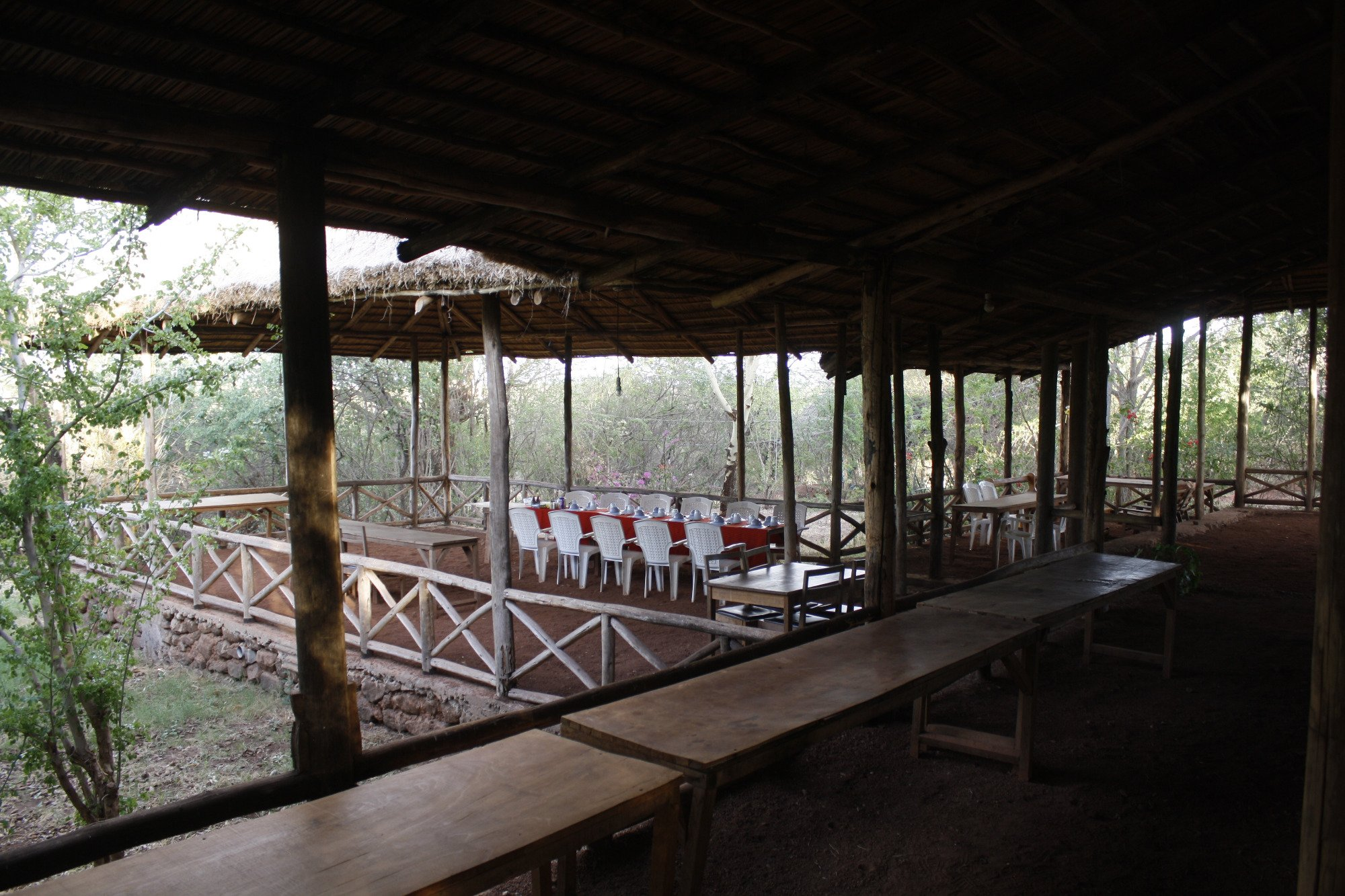 Haven Nature Camp and Lodge