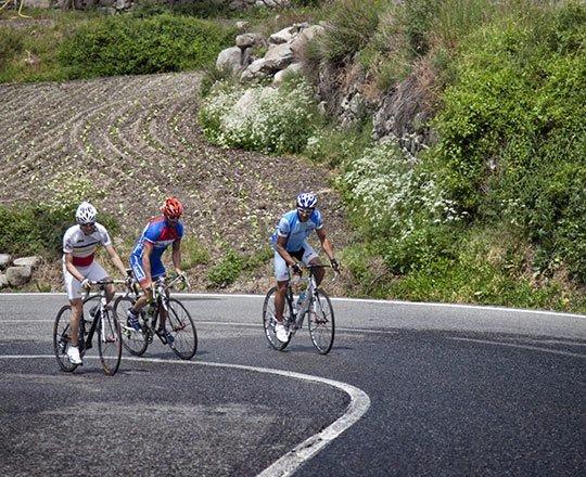 Ruta cicloturistica 11: La Comella
