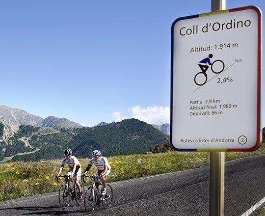 Ruta de Ciclisme 2