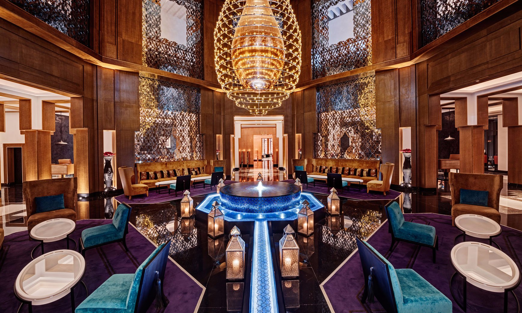 Movenpick Hotel Mansour Eddahbi & Palais des Congres Marrakech