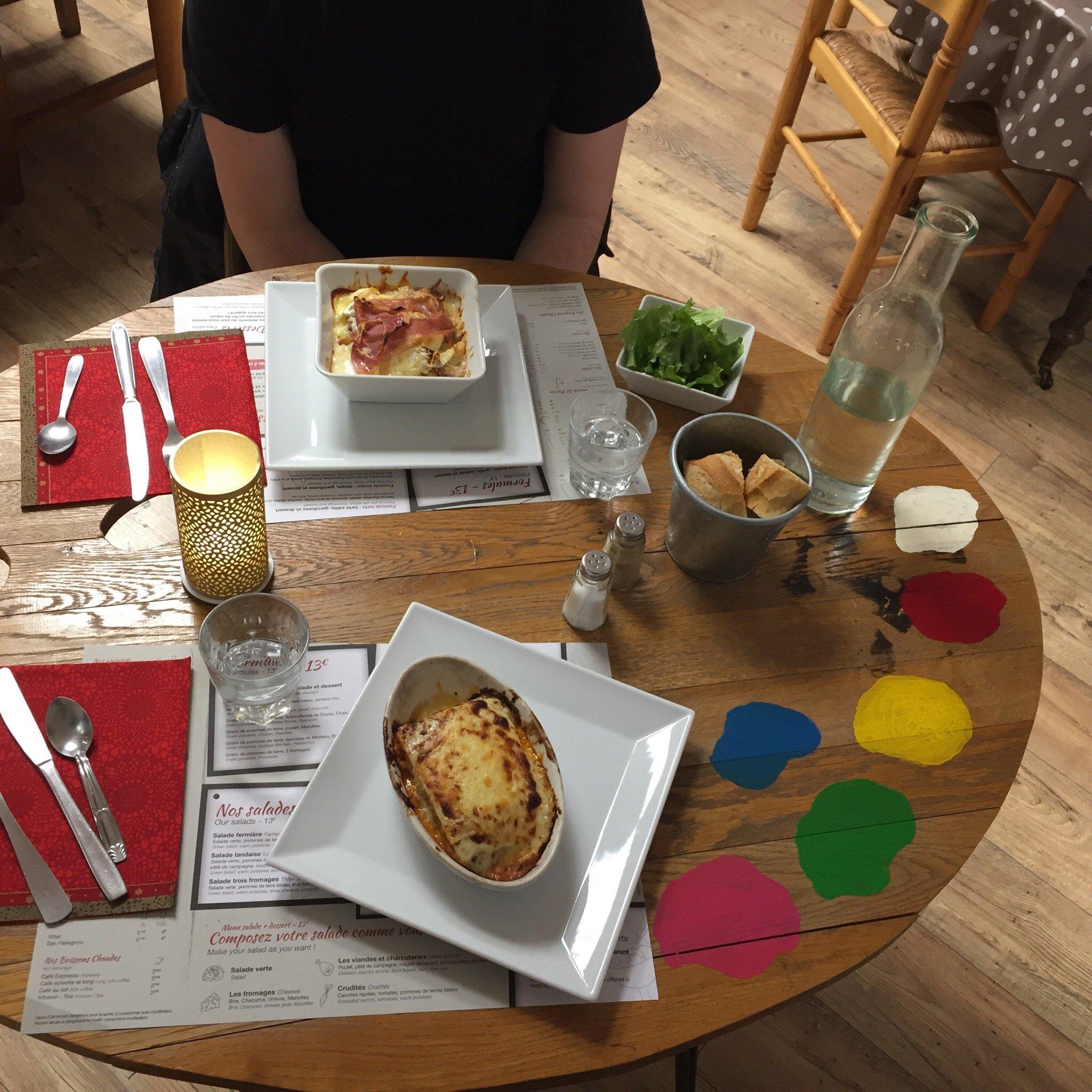 Voir tous les restaurants pr¨s de église Sainte Madeleine  Troyes