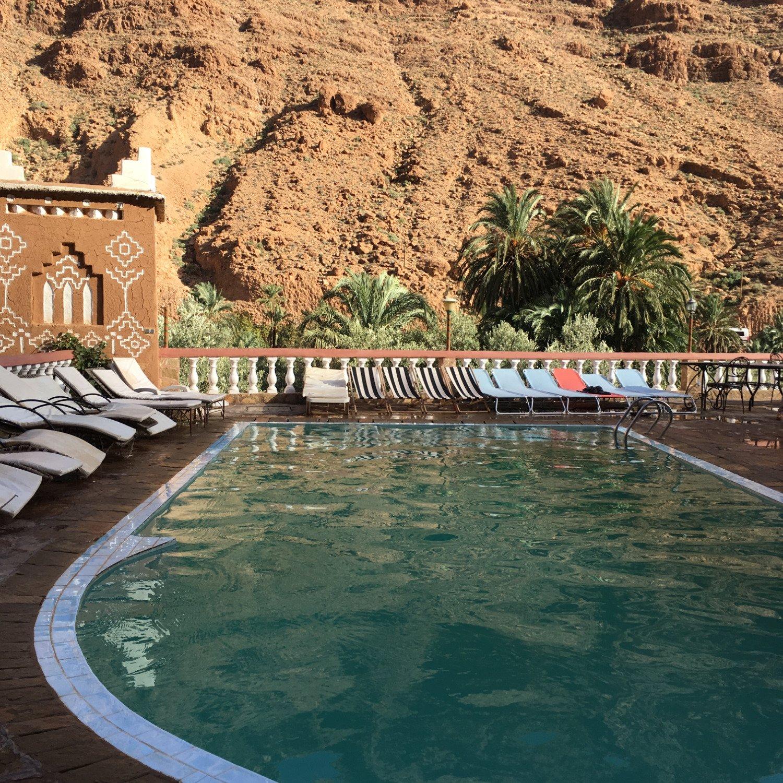 Maison d'Hotes Kasbah Taborihte