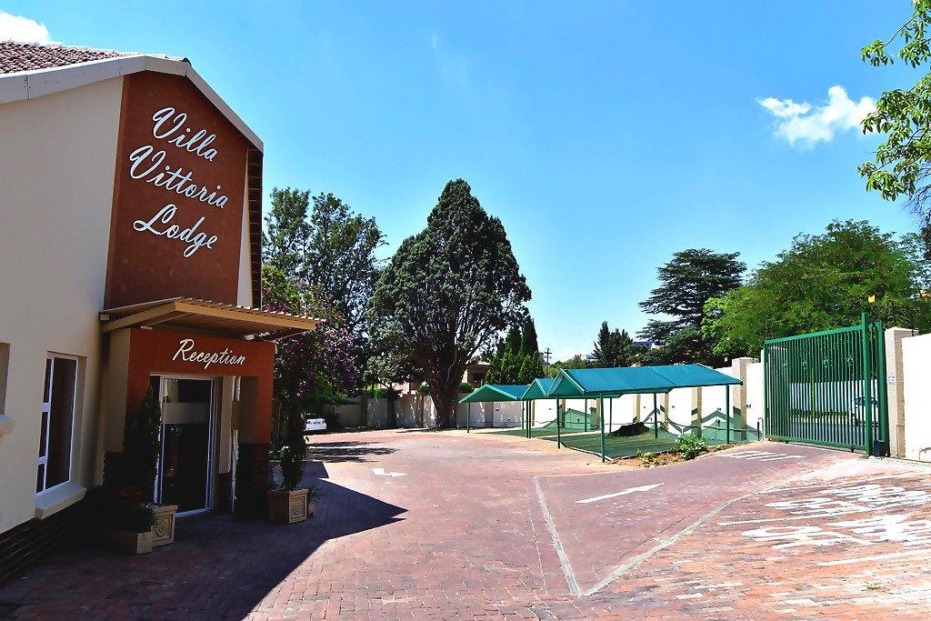 Villa Vittoria Lodge
