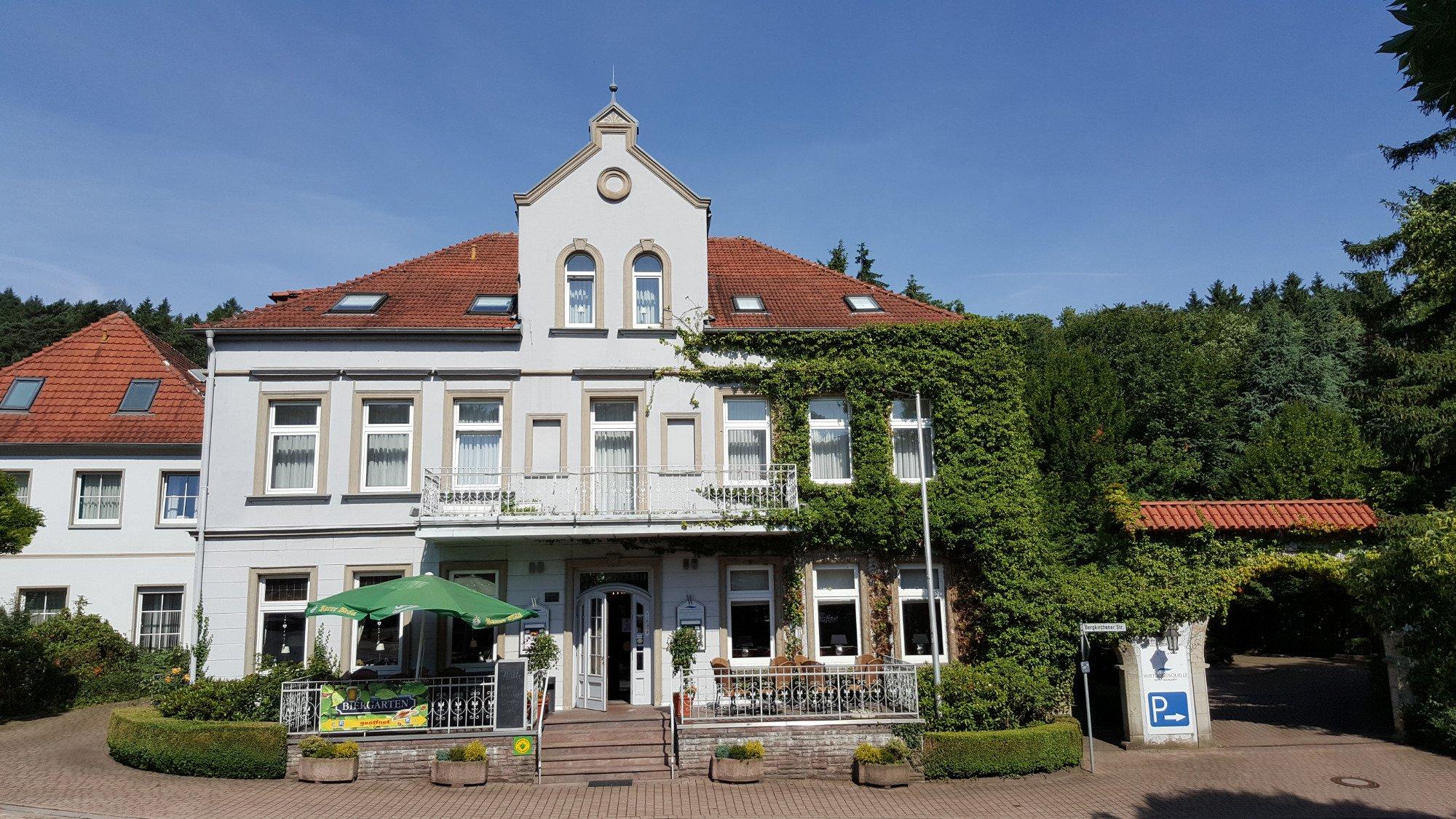 Hotel-Restaurant Wittekindsquelle