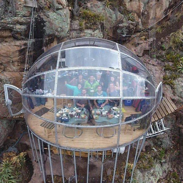 Skylodge Adventure Suites Sacred Valley Peru Urubamba