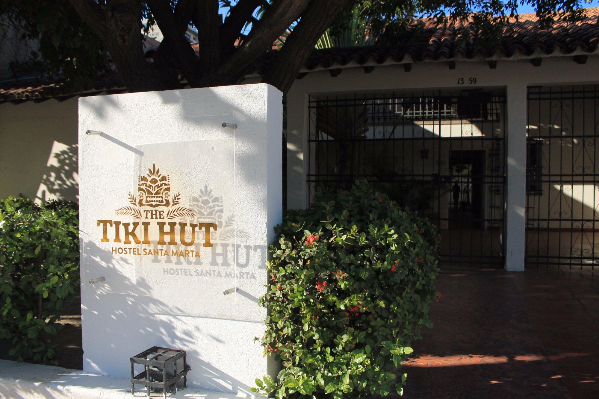 Tiki Hut Santa Marta Hostel