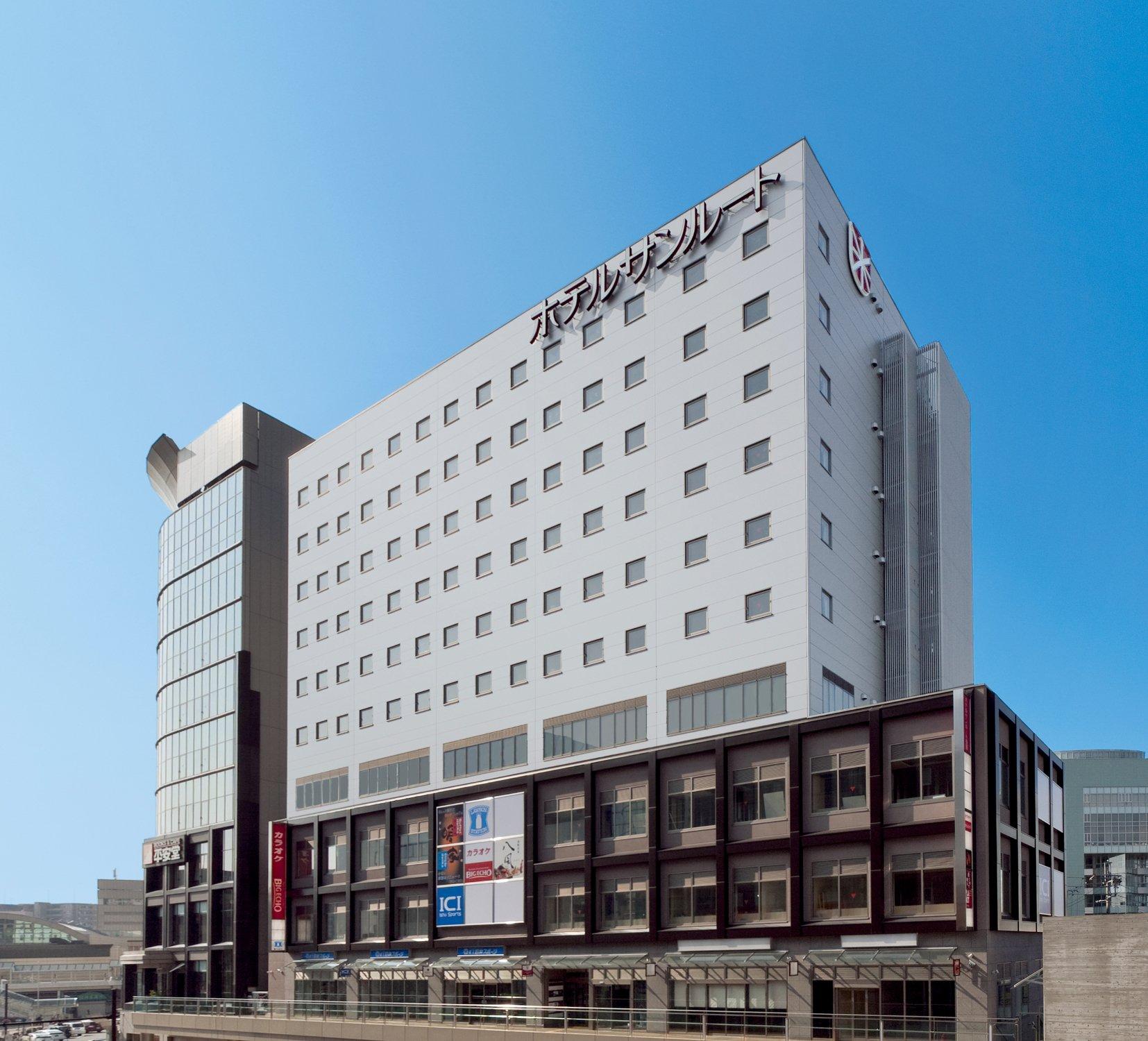 長野燦路都大飯店