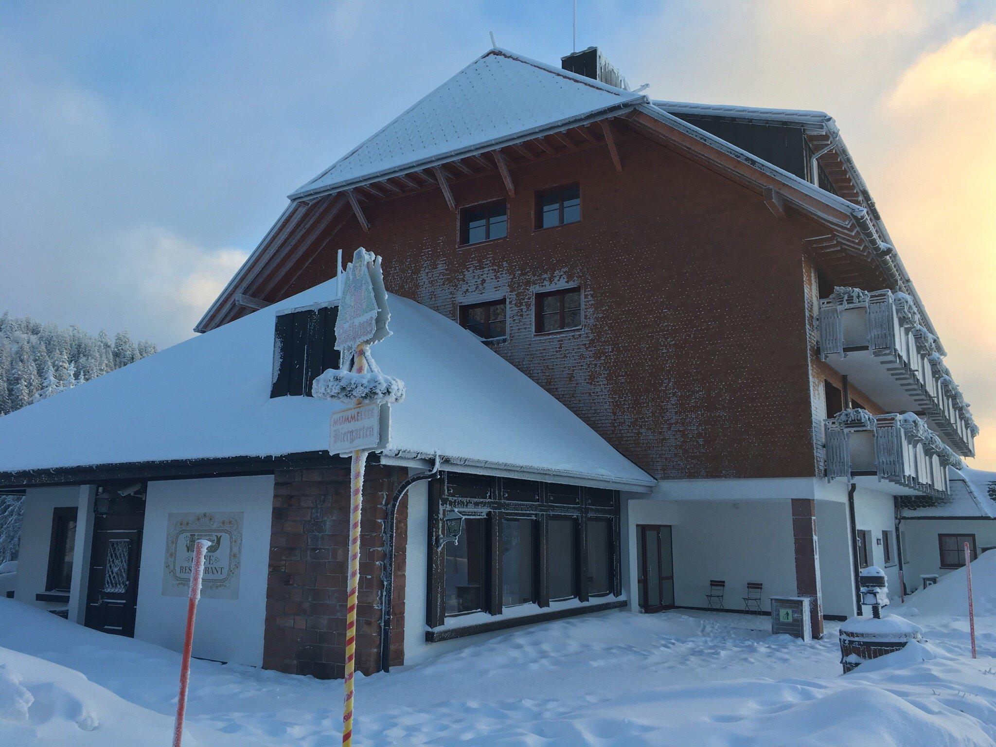 Berghotel Mummelsee