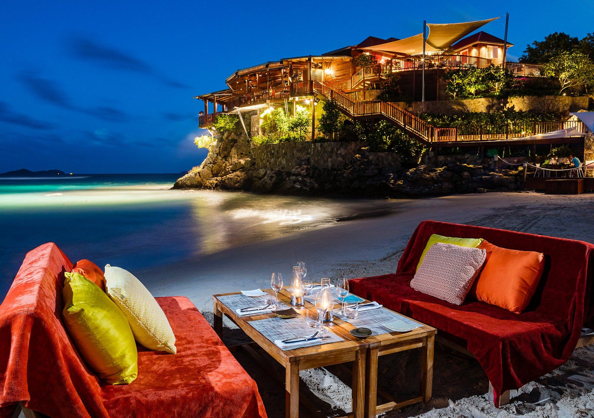 聖巴斯島艾登海岬酒店