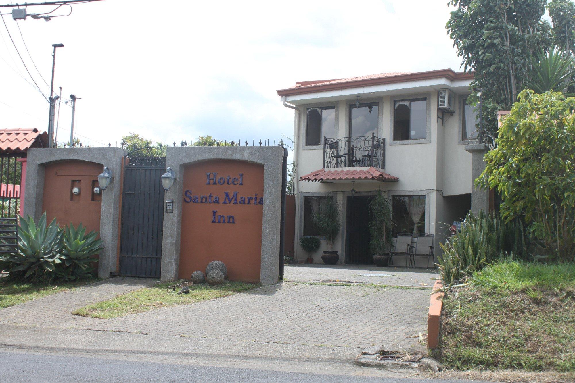 هوتل سانتا ماريا إن