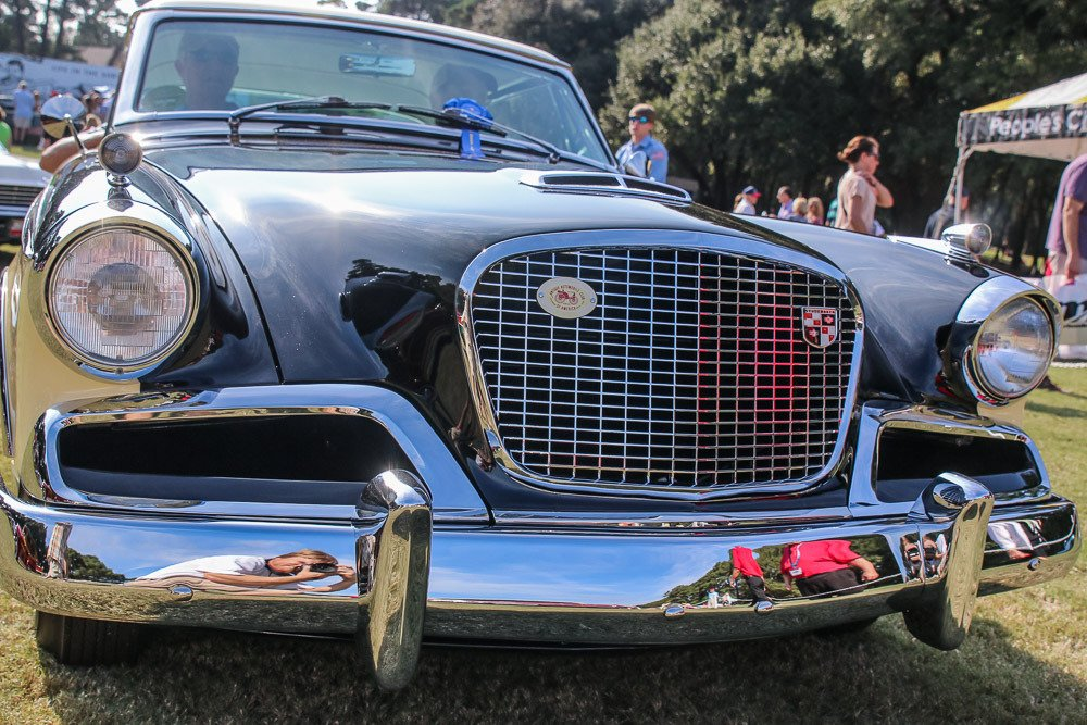 Hilton Head Island Motoring Festival & Concours d'Elegance held during the fall at Port Royal