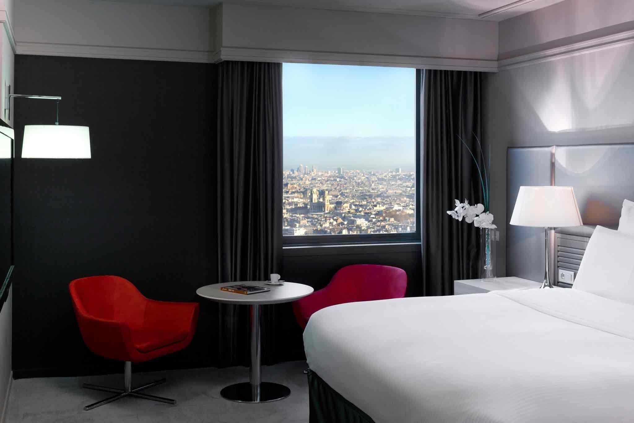Pullman Paris Montparnasse Hotel voir les tarifs 2017 plus 1