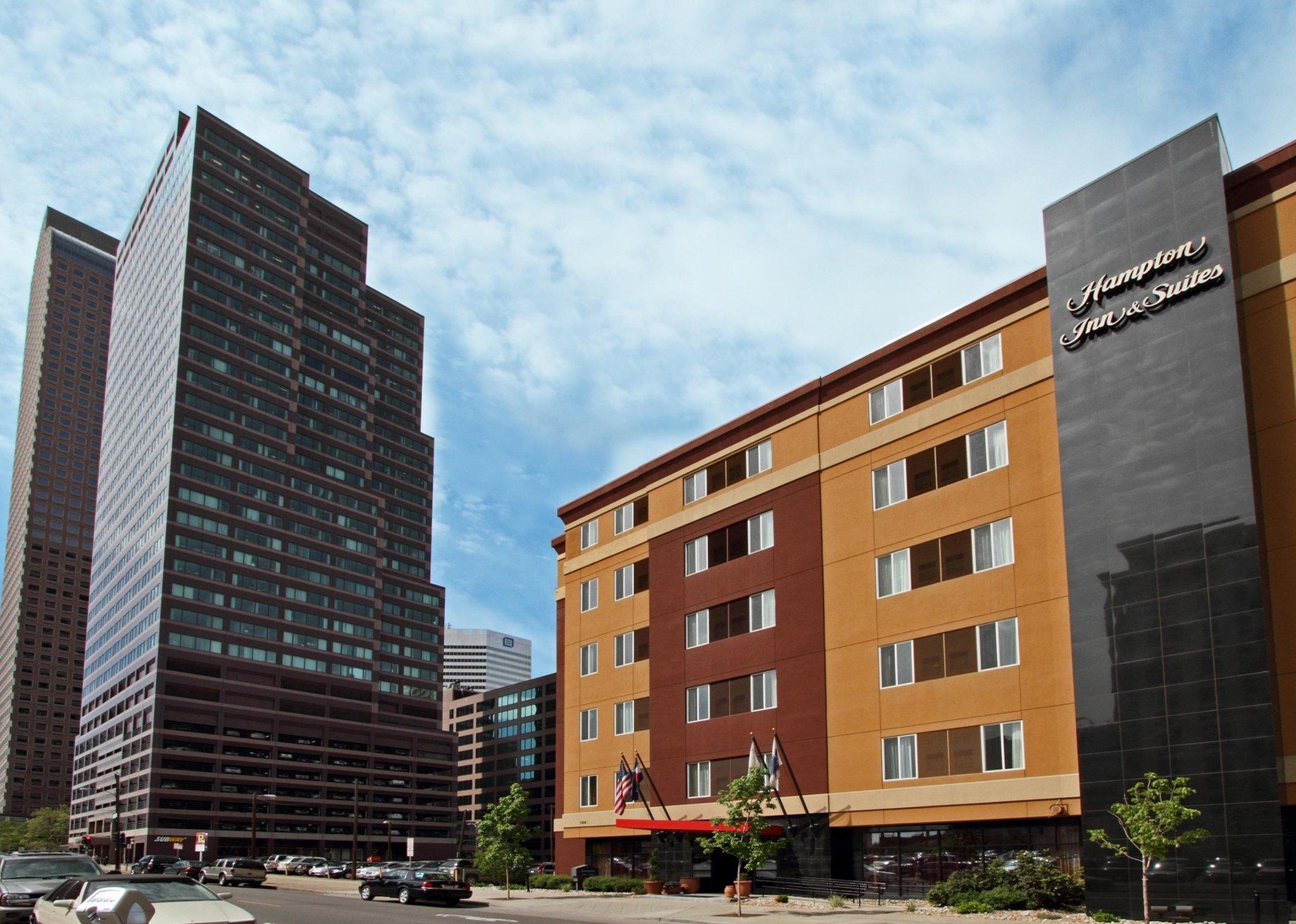 Hampton Inn & Suites Denver Downtown