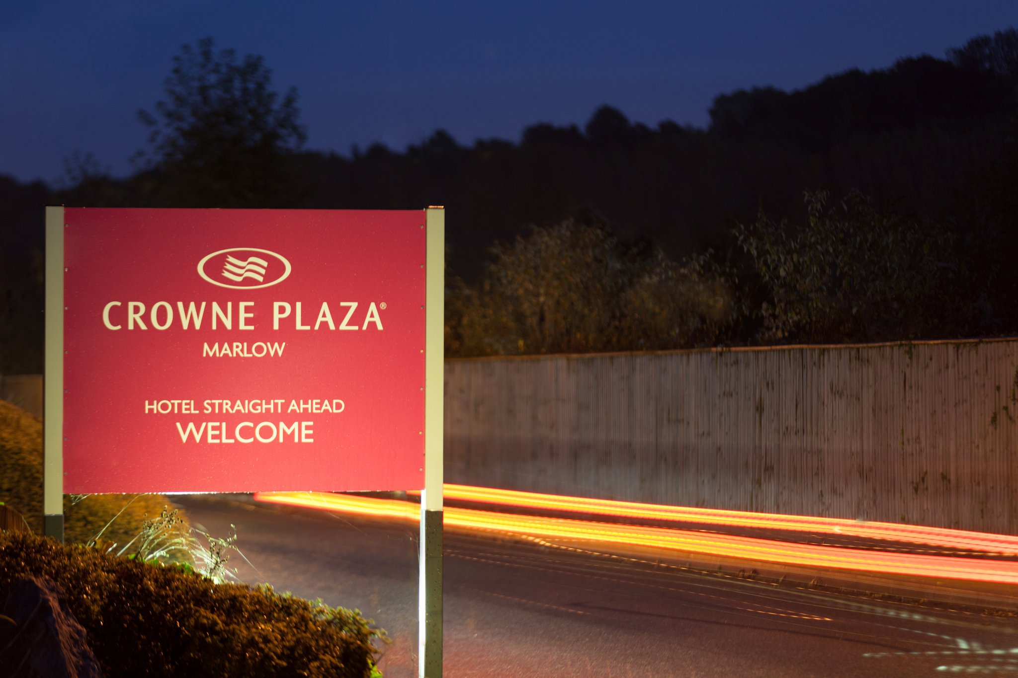 Crowne Plaza Hotel Marlow
