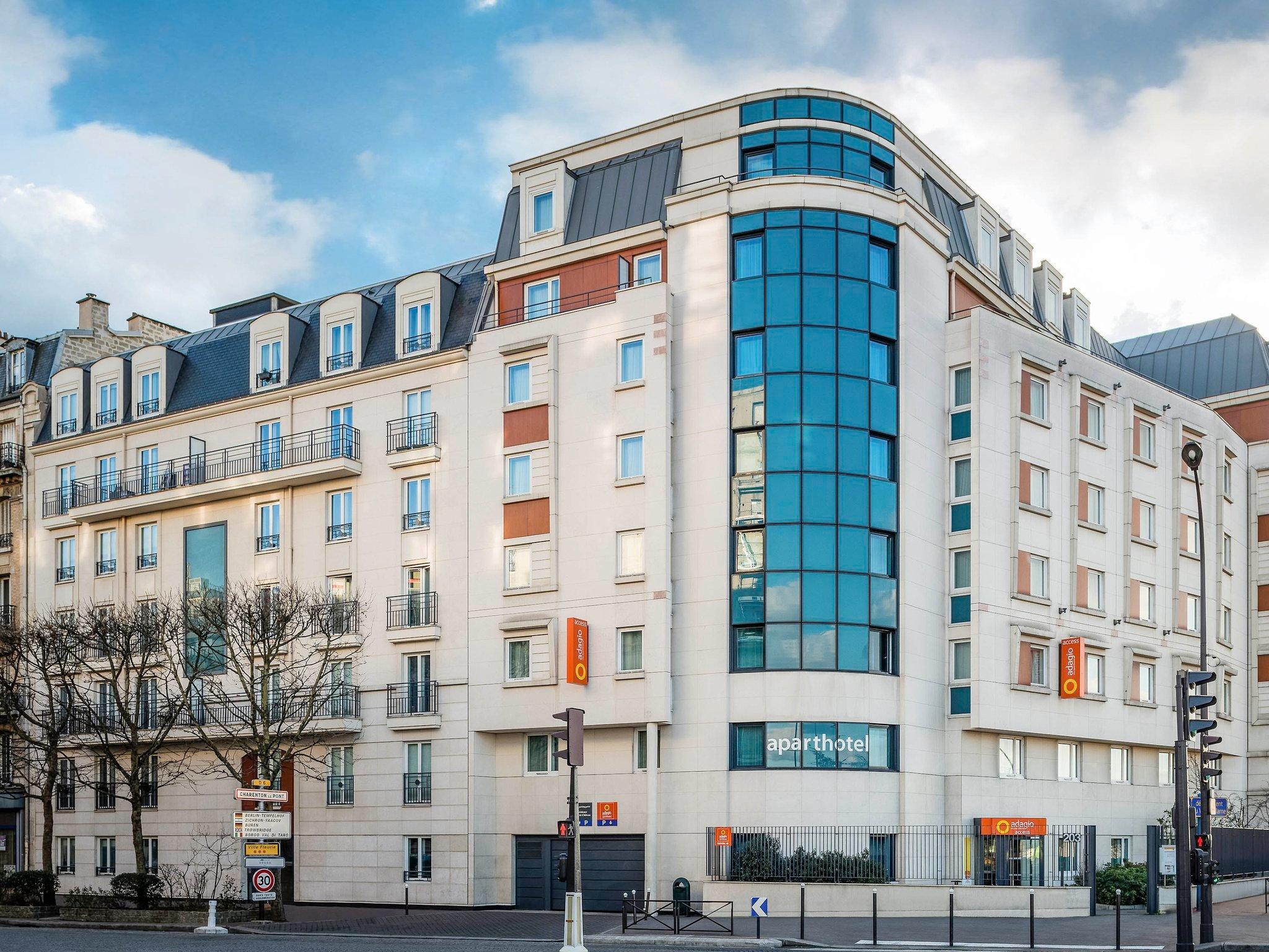 Adagio Access Paris Porte de Charenton