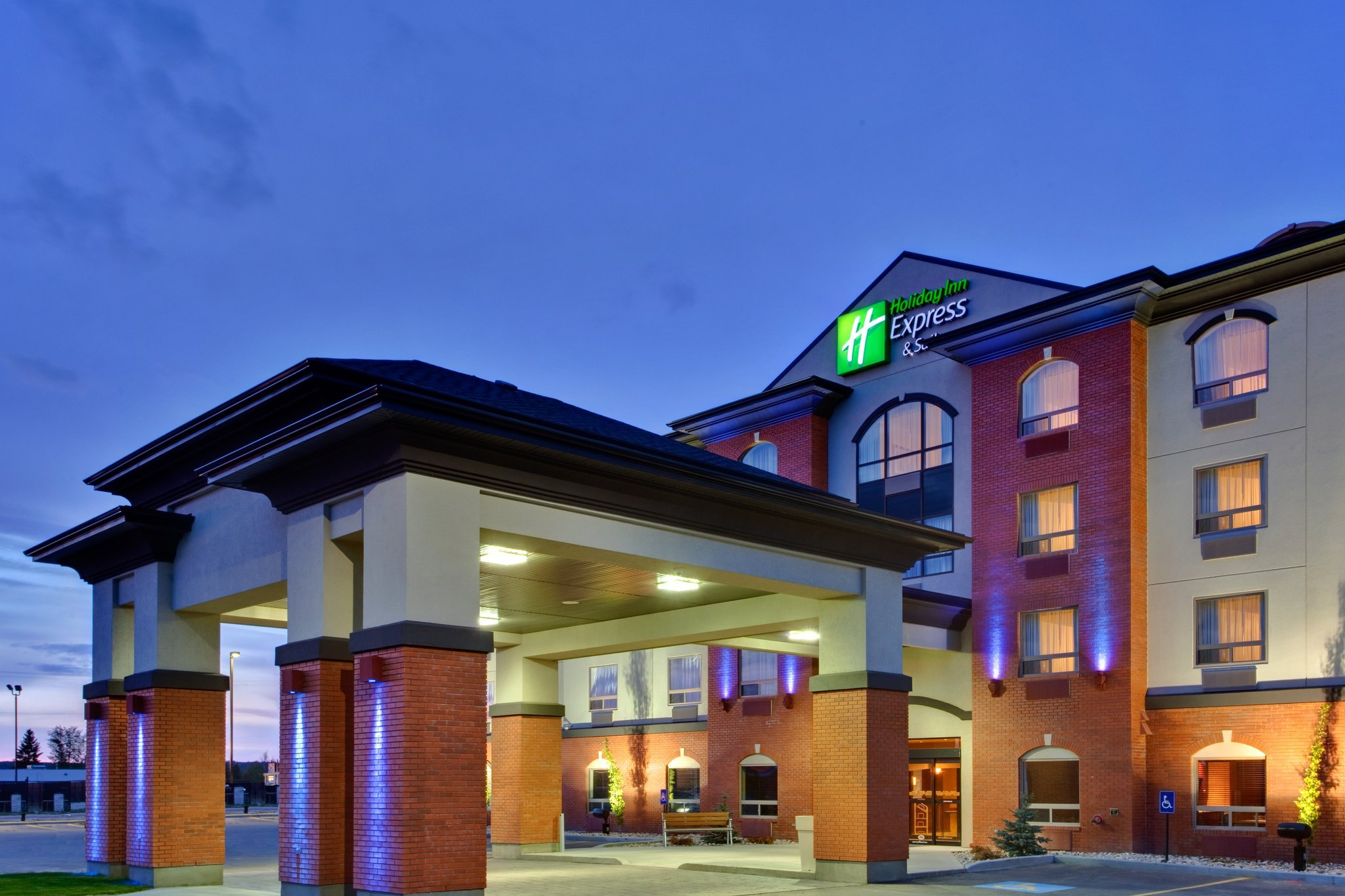 Holiday Inn Express Hotel & Suites Whitecourt