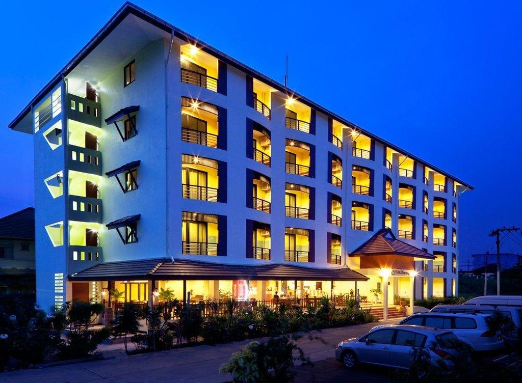 시암 플레이스 에어포트 호텔