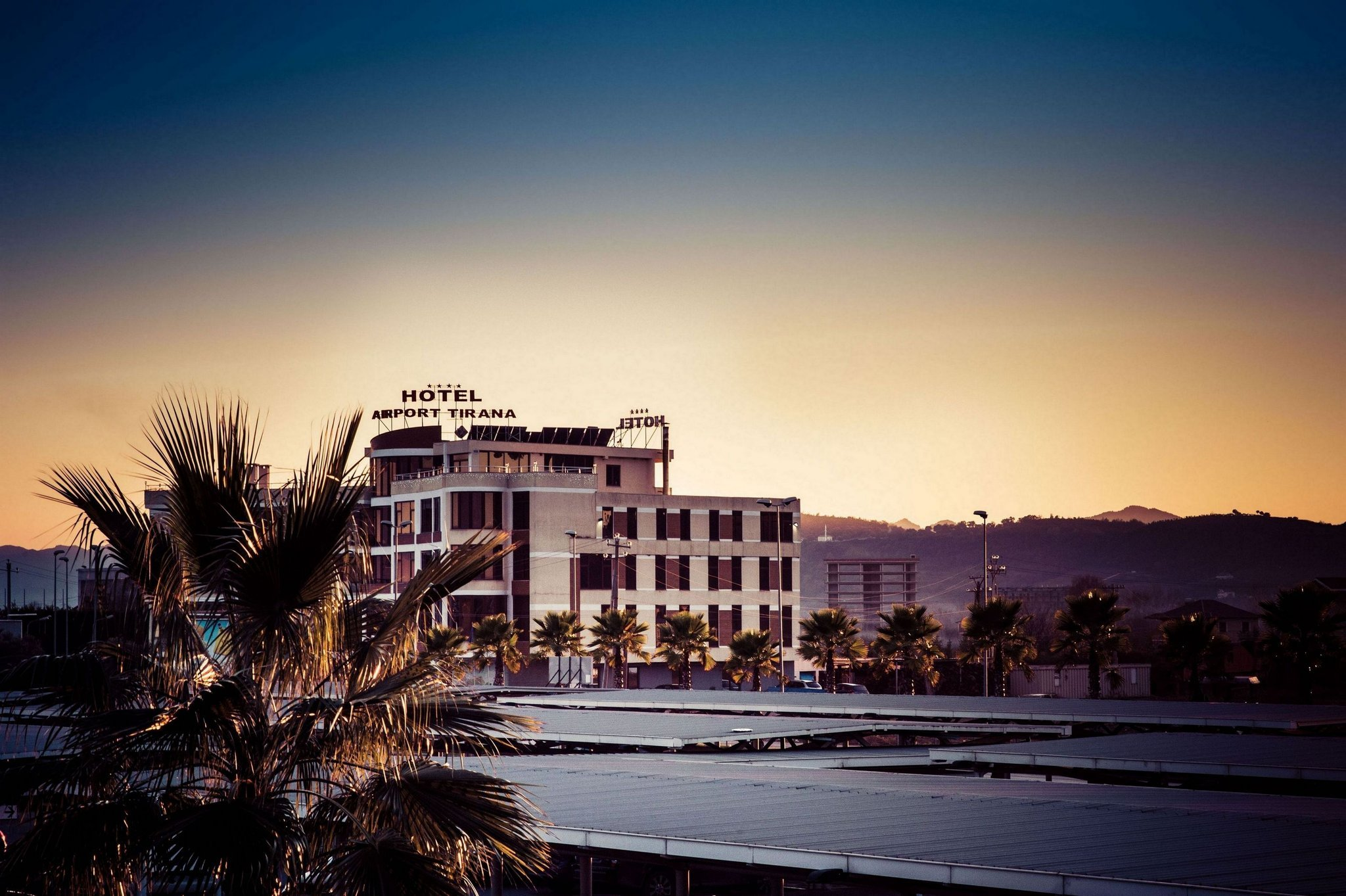 Hotel Airport Tirana