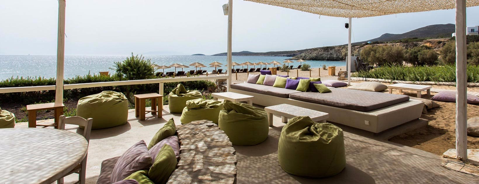 Soros Beach Sea Food Suites