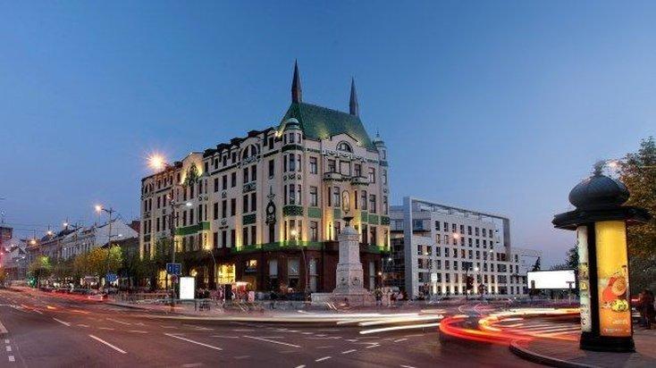 モスクワ ホテル