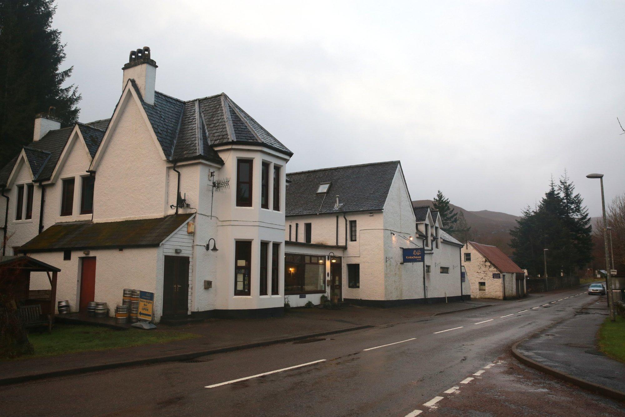 Kinlochewe Hotel