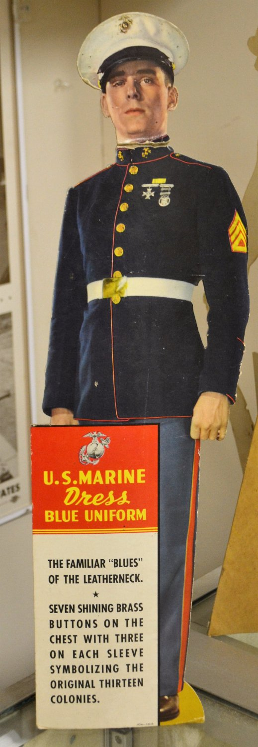 U.S. Marine marketing piece