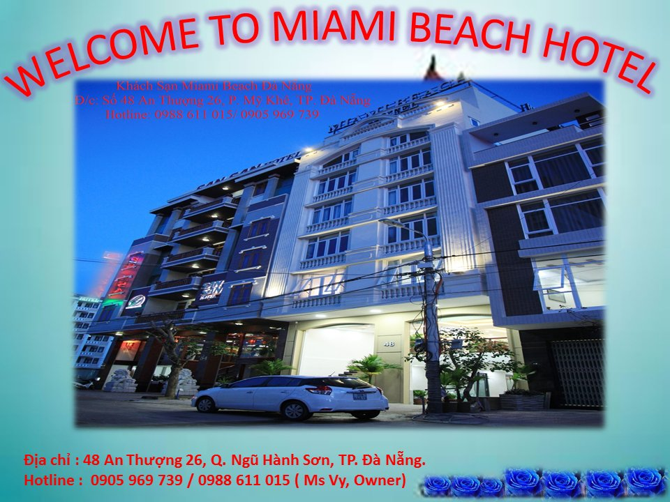 Miami Beach Hotel Amp Apartment Updated 2017 Reviews Amp Price Comparison Da Nang Vietnam