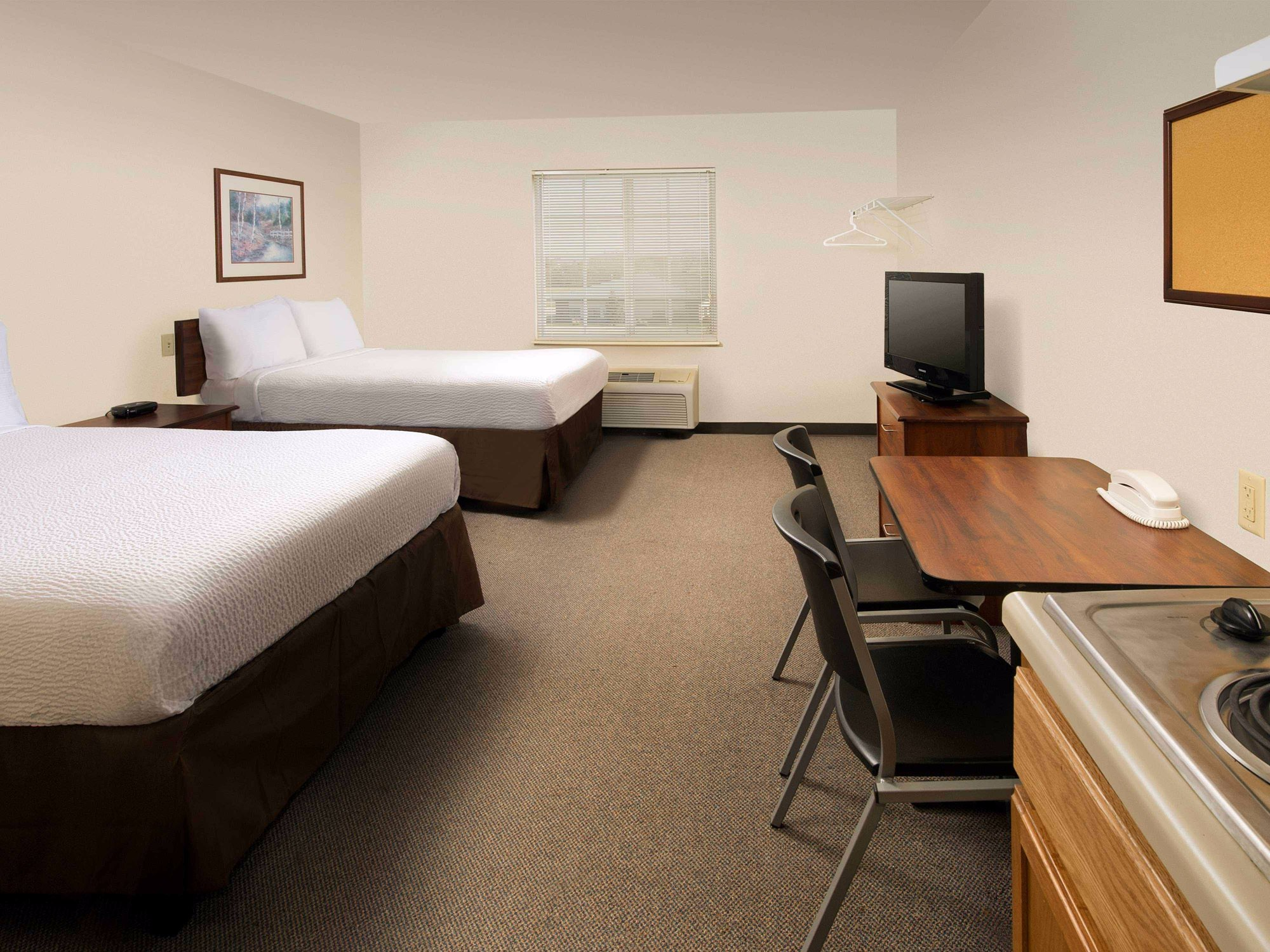 WoodSpring Suites Greenville Simpsonville