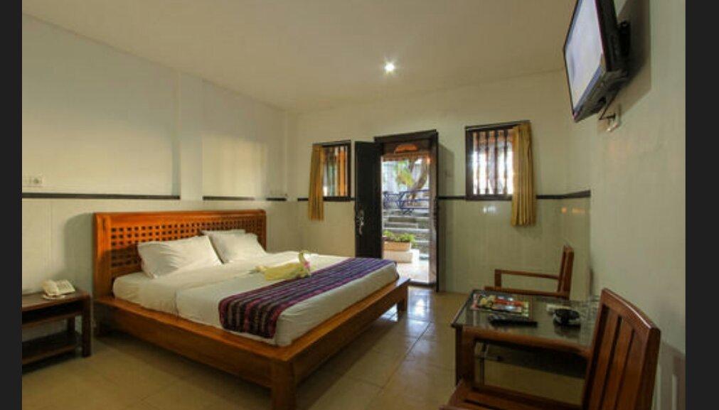 Taman Sari Cottages Kuta Indonesien Omd 246 Men Och