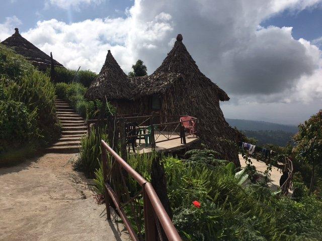 乞力馬扎羅山景觀旅館