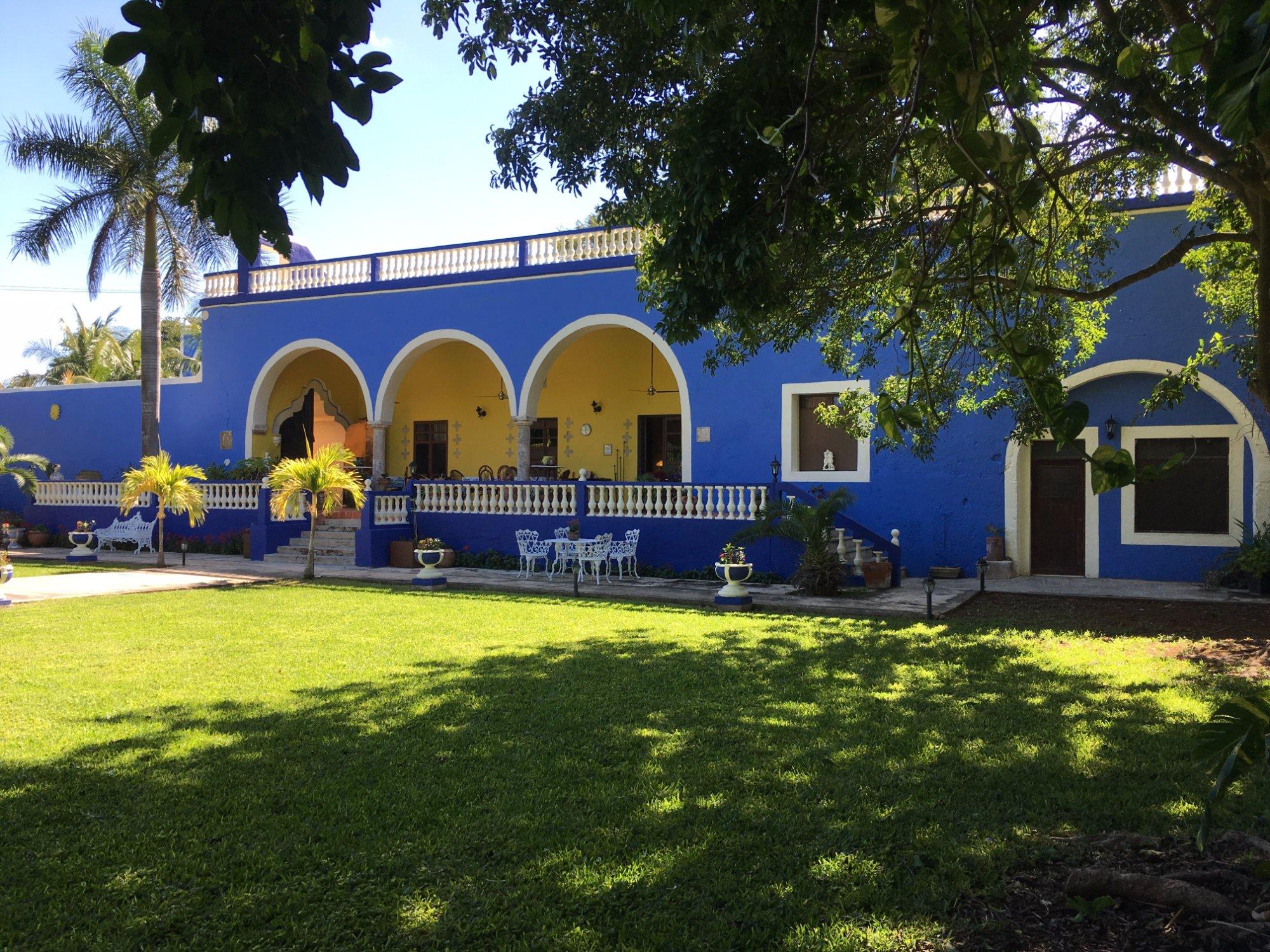 Hacienda San Pedro Nohpat