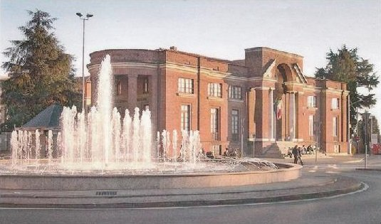 Biblioteca Civica - Luigi Majno