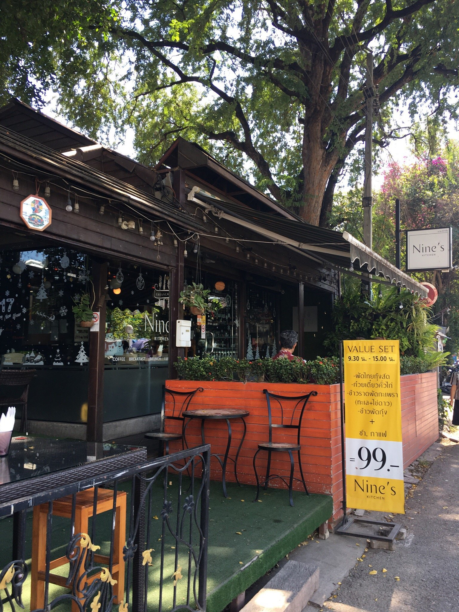 Nine 39 s kitchen chiang mai omd men om restauranger for J kitchen chiang mai
