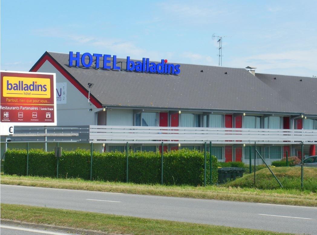 Hotel balladins Dieppe