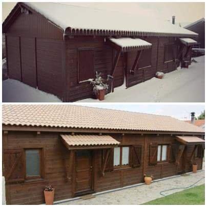 Casas de Montanha da Gralheira