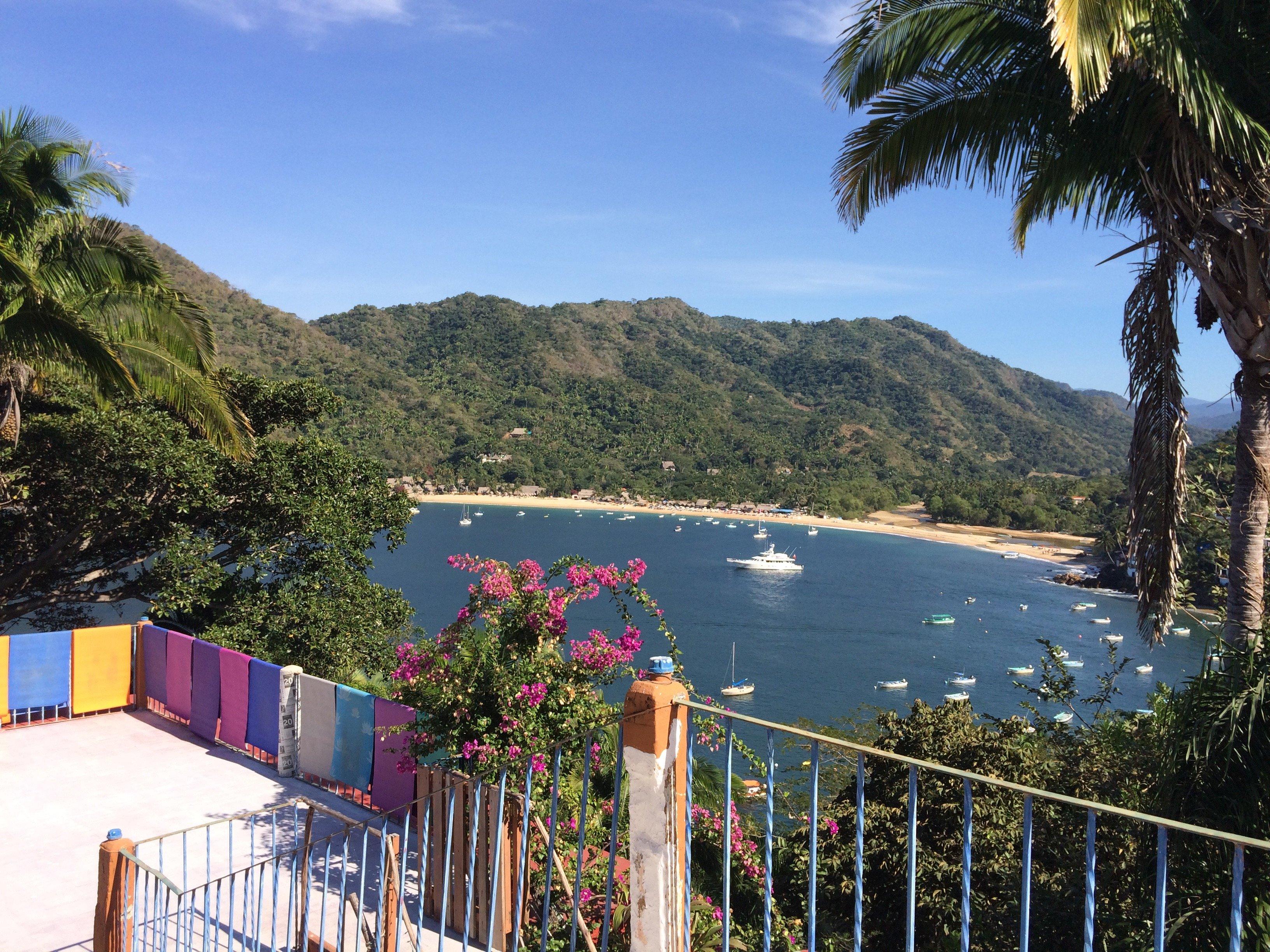 Casa La Loma en Yelapa