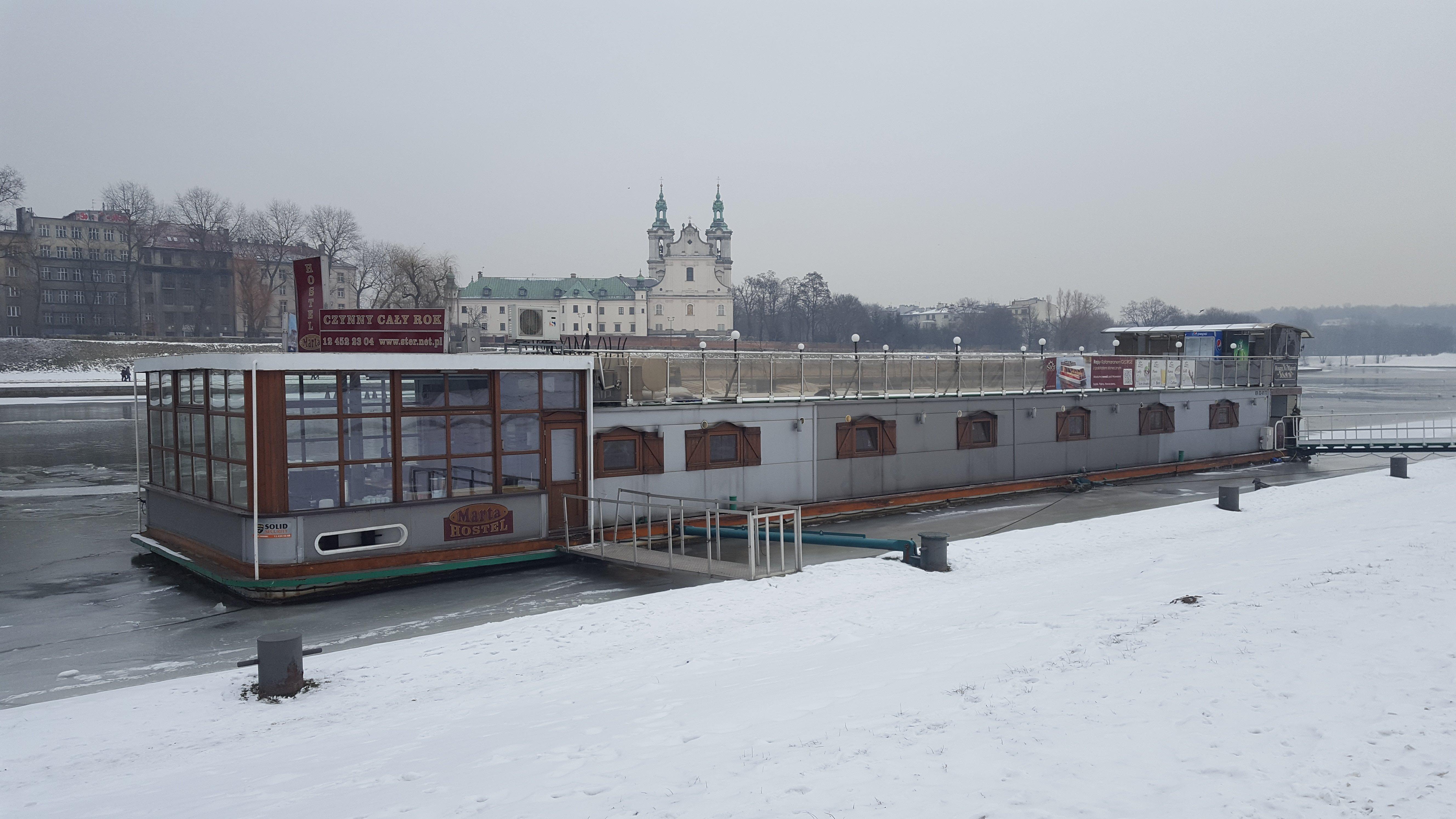 Hotelik on the Water Marta
