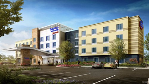Fairfield Inn & Suites Butte