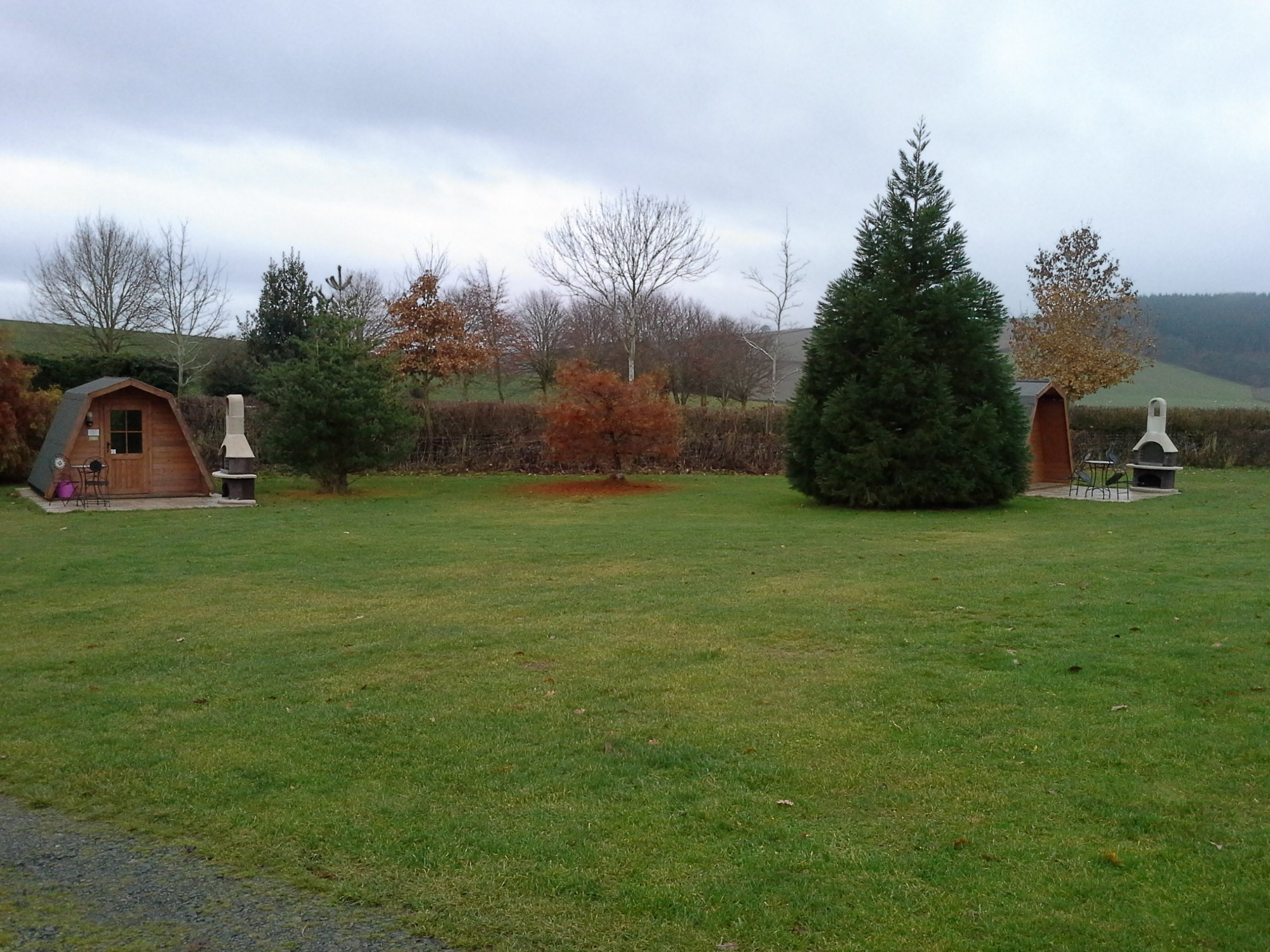 Greenway Touring & Glamping Park