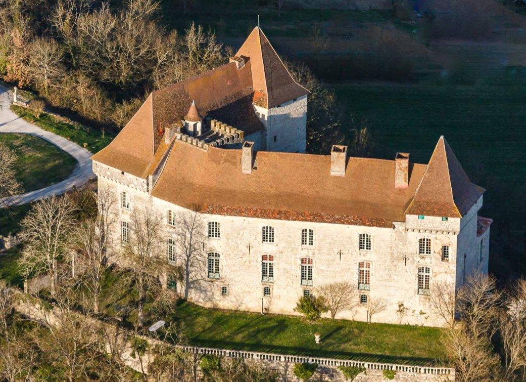 Chateau de Goudourville