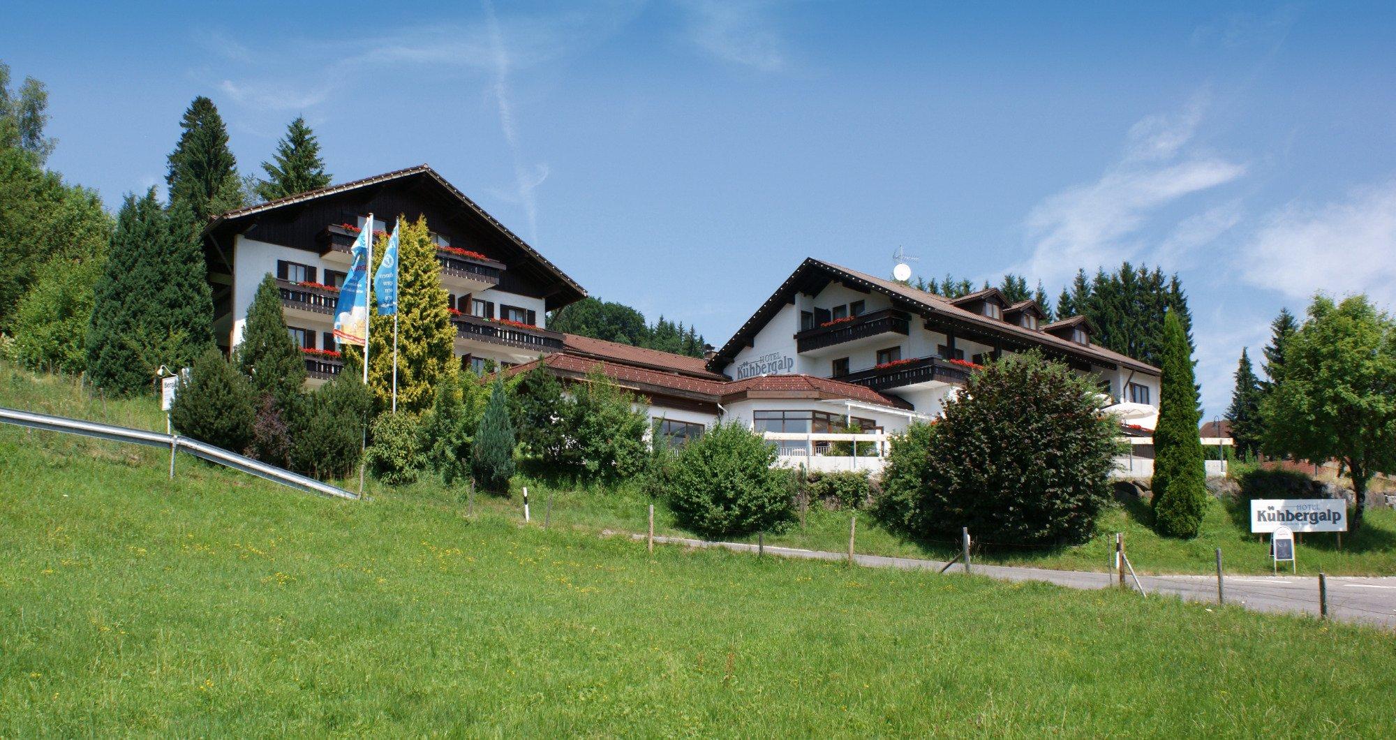 Hotel-Restaurant Kuehbergalp