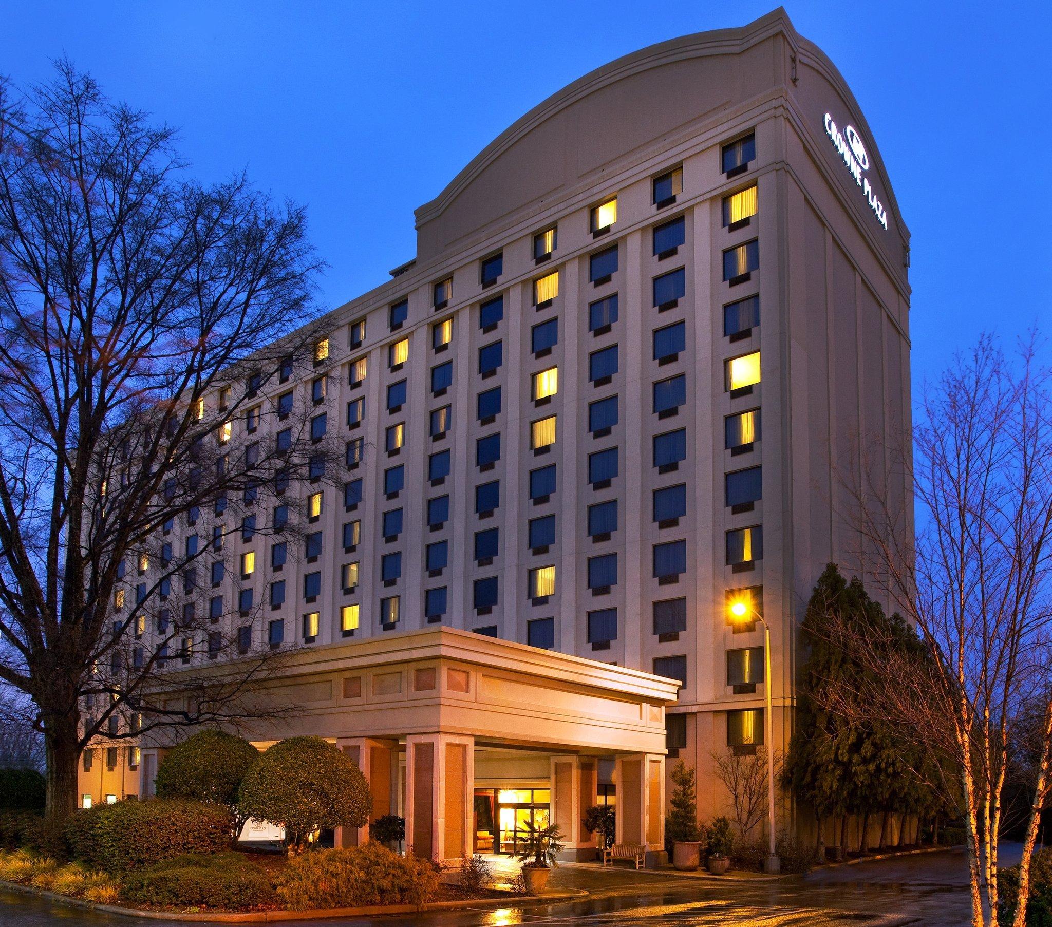 クラウンプラザ ホテル アトランタ エアポート