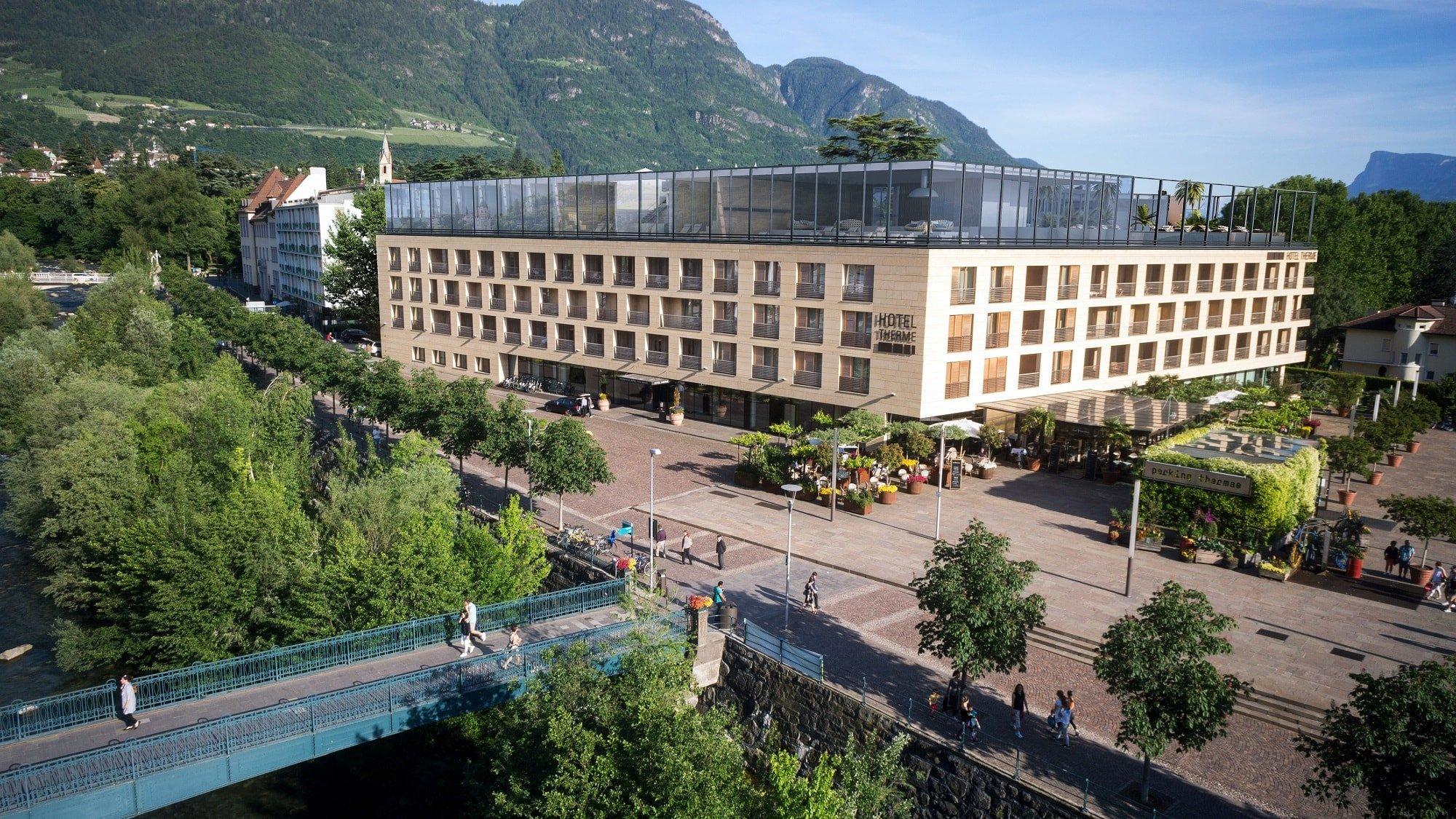 シュタイゲンベルガー ホテル テルメ メラーノ