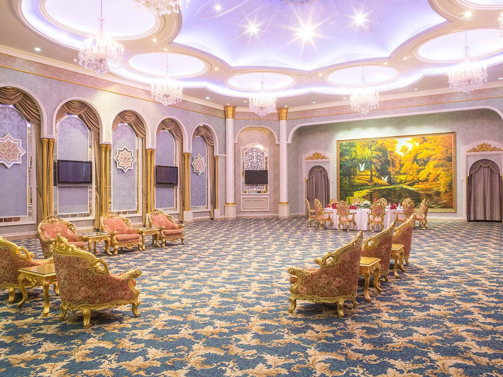 Grand Mercure Urumqi Hualing Hotel