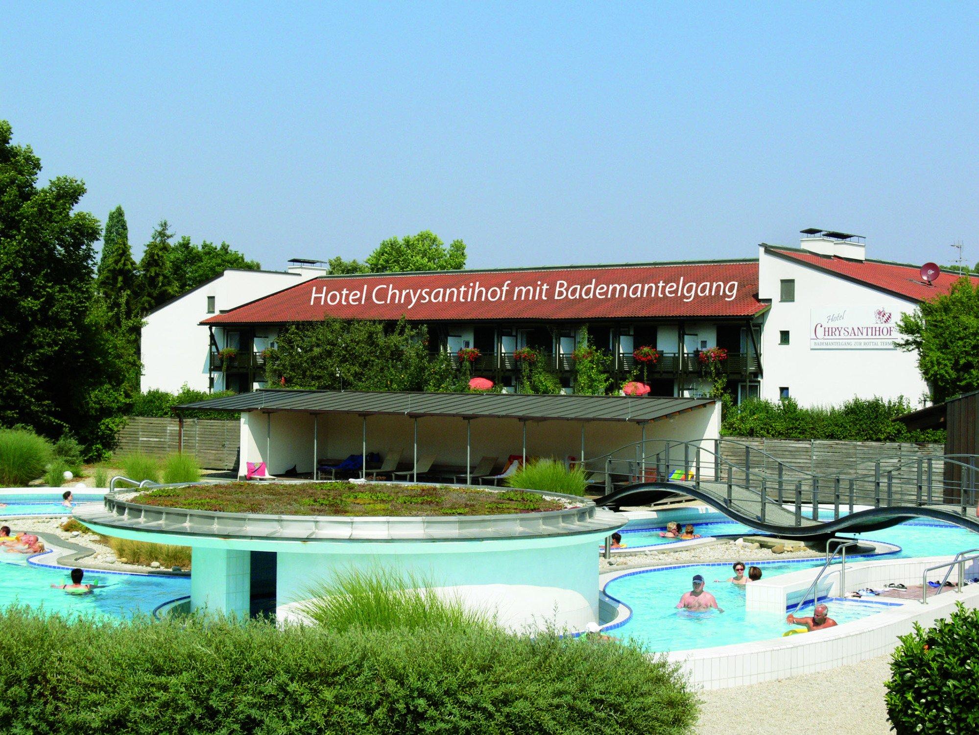 Hotel Chrysantihof